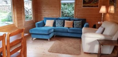 Log Cabin – Hobkin Holiday Cottages Broughton Mills