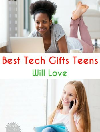 The best tech gifts teens will love are great compact gadgets that still pack a punch. Check out these best gifts for teens this Christmas.