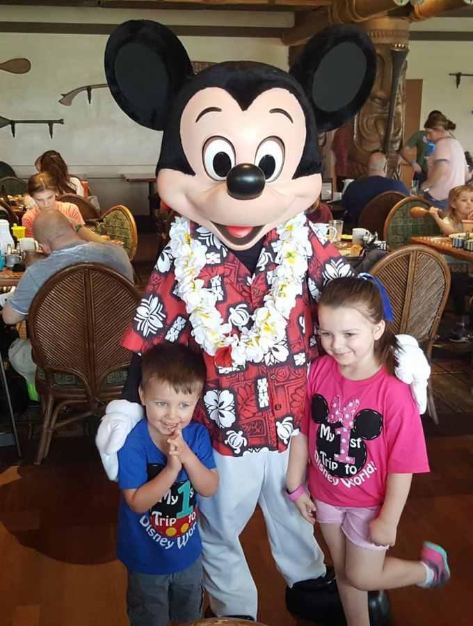 Is Walt Disney World Toddler Friendly