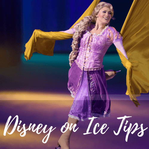 Disney on Ice Tips – Follow Your Heart Show Review