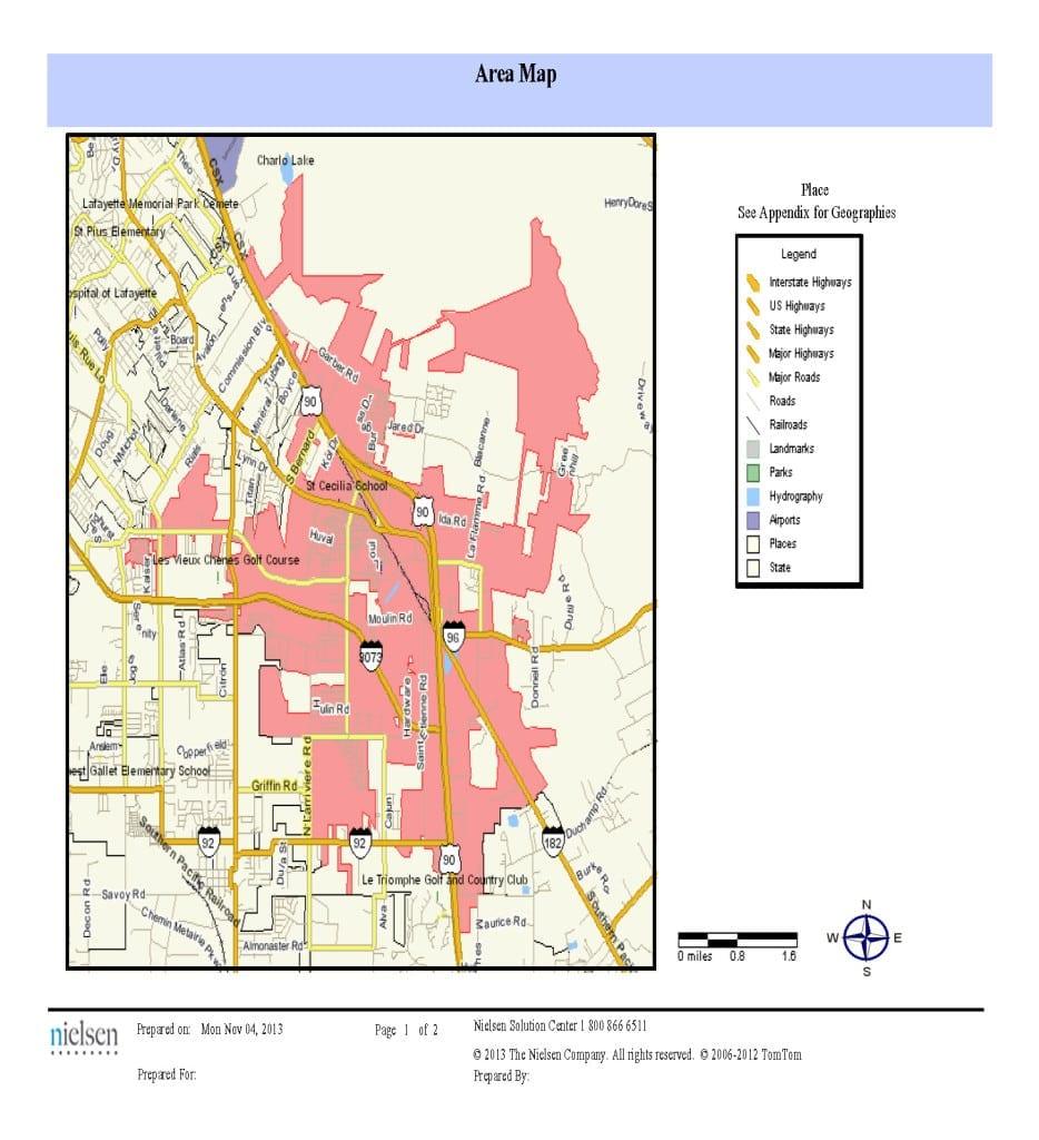 medium resolution of city of broussard