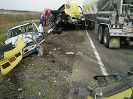 Big Rig Accidents Stockton