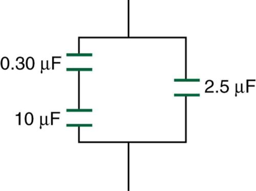 equivalent to having one 6 resistor in the circuit