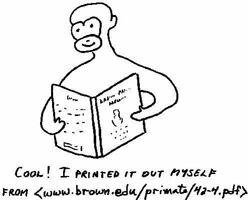 Laboratory Primate Newsletter, Volume 42, Number 4
