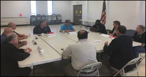 Brown Hosts Roundtable in Mansfield as He Introduces Legislation to Empower Workers in the Face of Increased Automation