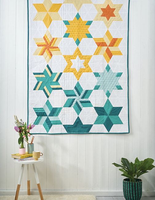 Falling Stars Quilt