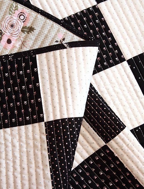 Chess Board Quilt