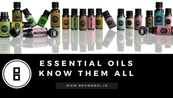 Essential Oils For Skin & Hair - BrownBoi