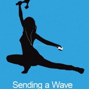 Sending a Wave Logo