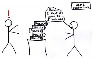 Policy Governance is Much More That Just Having Policies