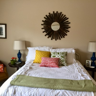 Decorating on a Budget – Guest Bedroom Makeover