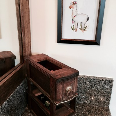 Master Bathroom Update – Part Two – Decorating!