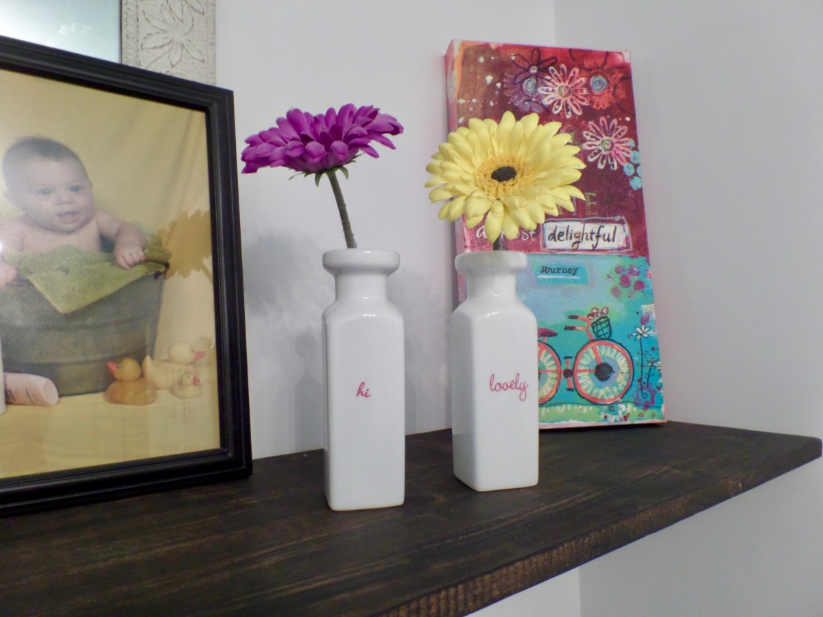 Laundry Room Makeover – The Thrifty Way