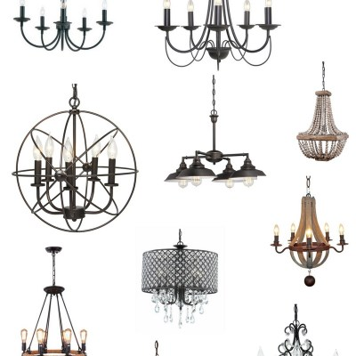 10 Affordable Farmhouse Style Lights