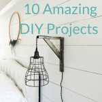 10 amazing diy projects to make