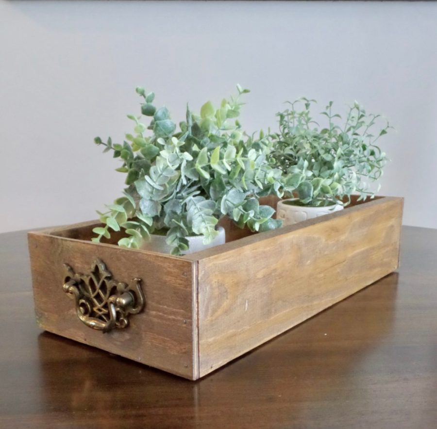 top 10 tuesday diy wooden farmhouse style crate