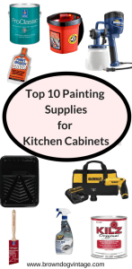 top 10 kitchen cabinet makeover supplies and tools