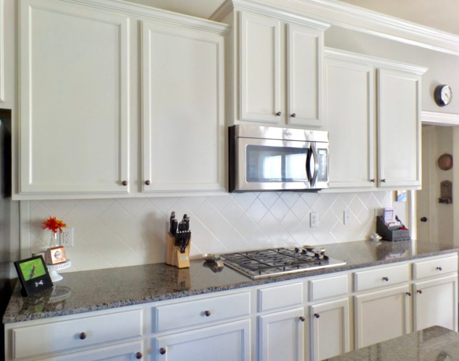 kitchen makeover appliance cleaning