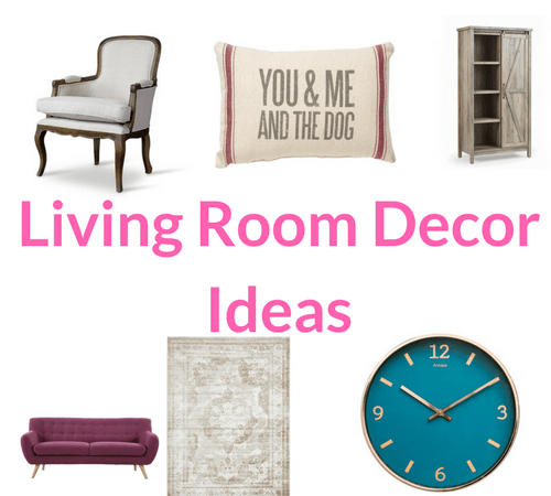 Living Room Decor Ideas for Vintage, Modern, Farmhouse, Traditional