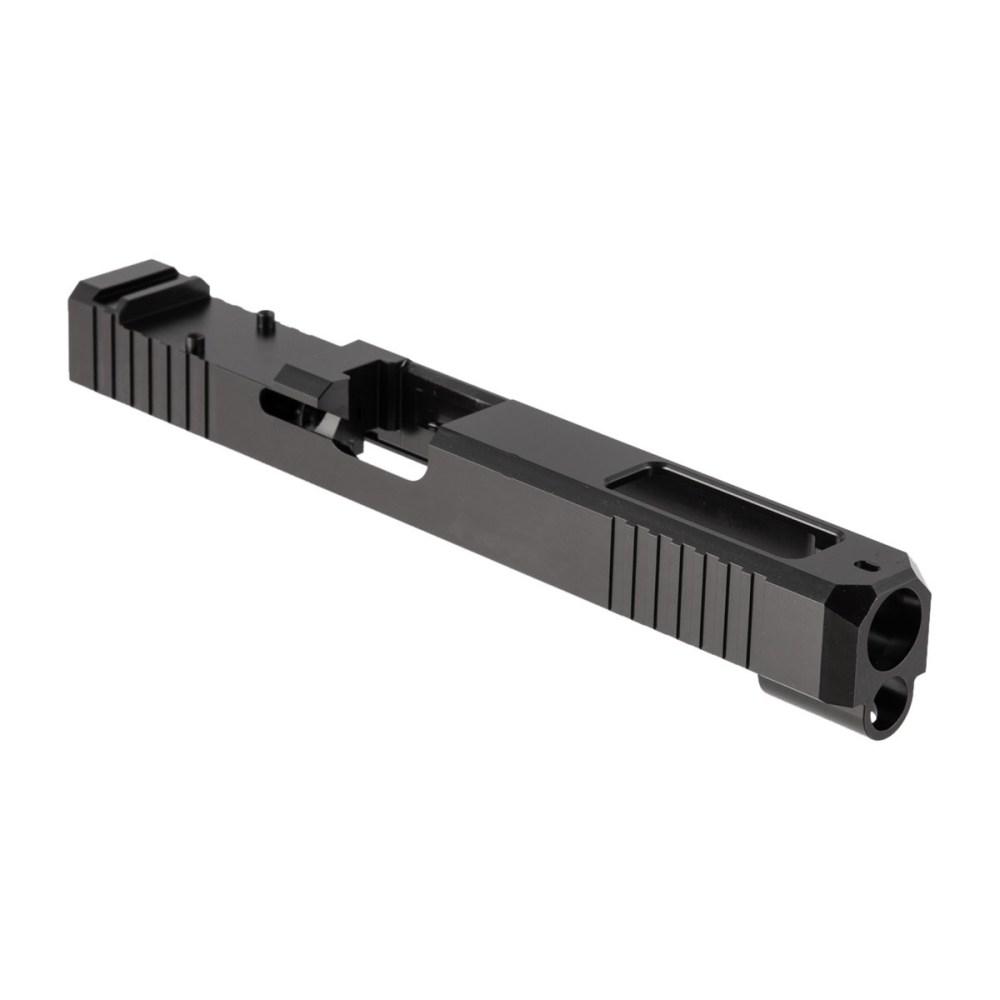 medium resolution of brownells rmr cut slide for glock 34