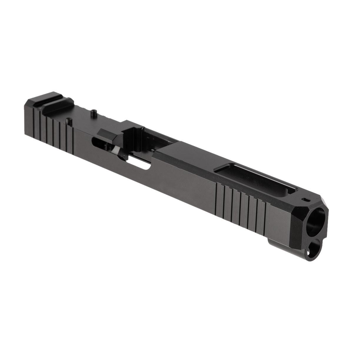 hight resolution of brownells rmr cut slide for glock 34