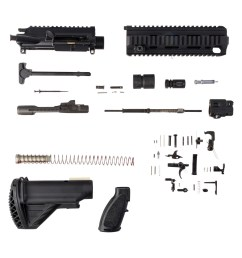 heckler koch 416 parts kit [ 1200 x 1200 Pixel ]