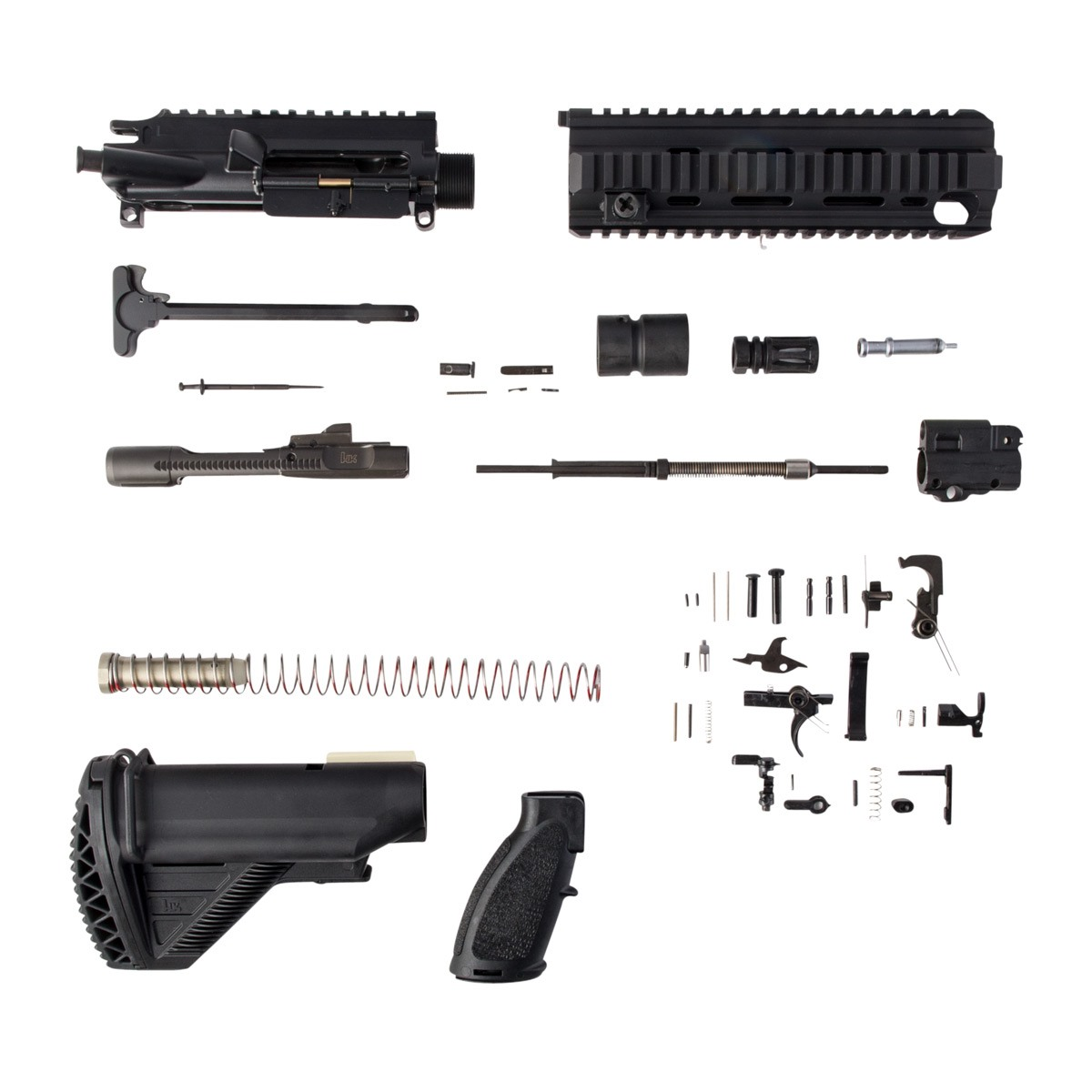 hight resolution of heckler koch 416 parts kit