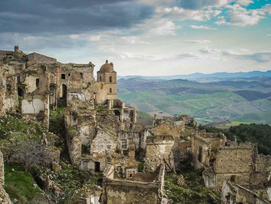craco-southern-italy