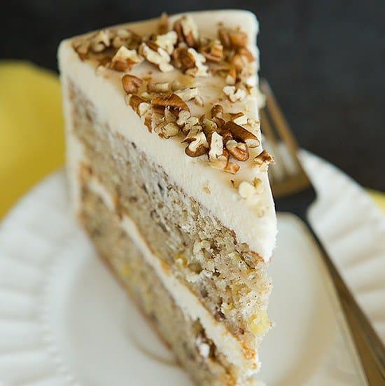 Ultimate Apple Cake