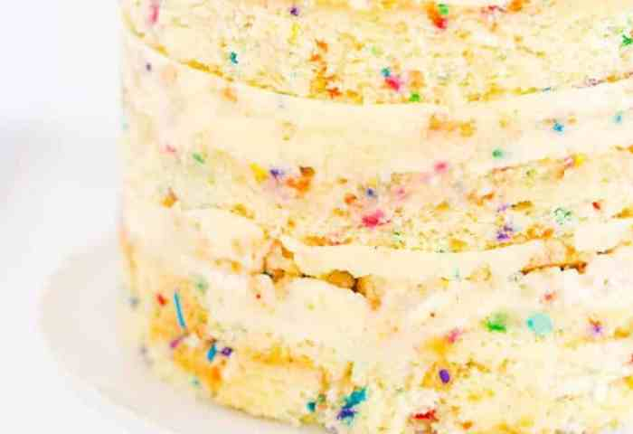 Momofuku Birthday Cake Brown Eyed Baker