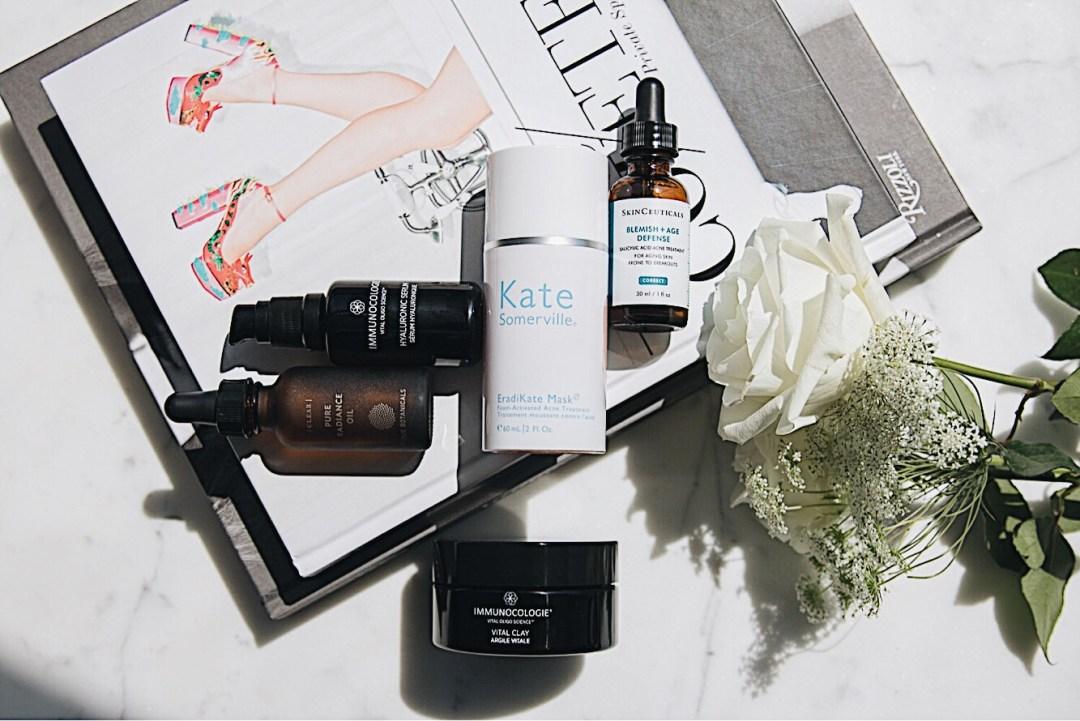 Brown Eyed Toast - Combination Skin Care Regimen - Featured