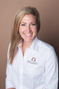Egg Donor Nurse Lauren Cover  Brown Fertility Jacksonville and Orlando FL