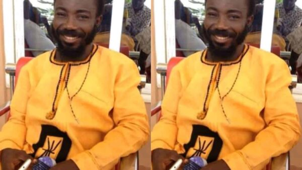 My mother is a murderer, she killed my father - Big Akwes makes wild allegation