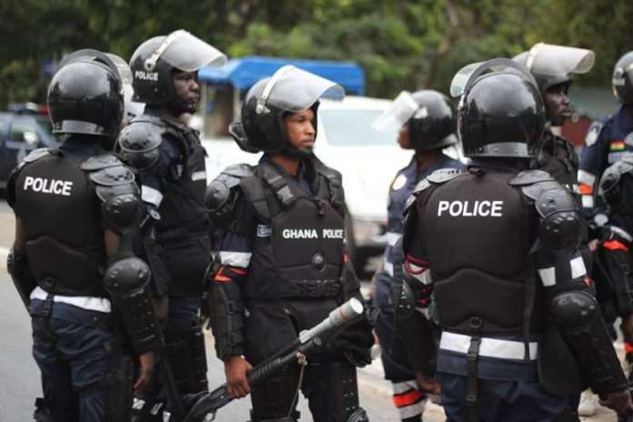 3 Suspected robbers arrested in Upper East