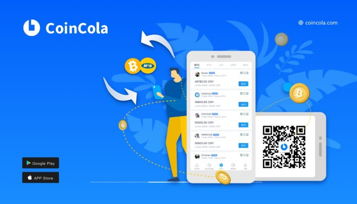 Buy Bitcoin with MTN Mobile Money and Win 50 GHS on CoinCola