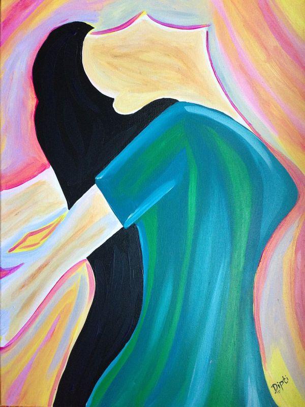 Empowering Women Art Painting
