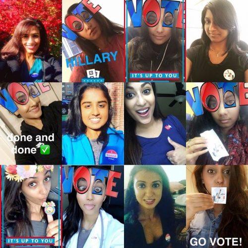 brown girls vote