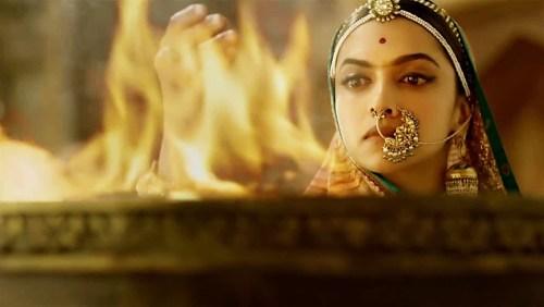 Padmaavat Fire