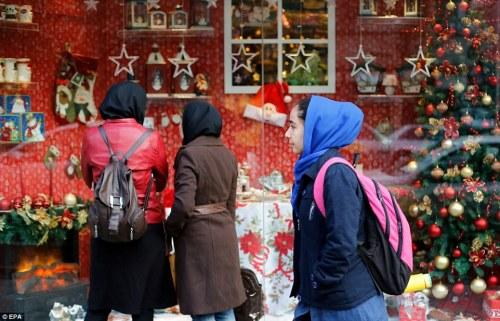 how my Muslim family celebrates the Holidays