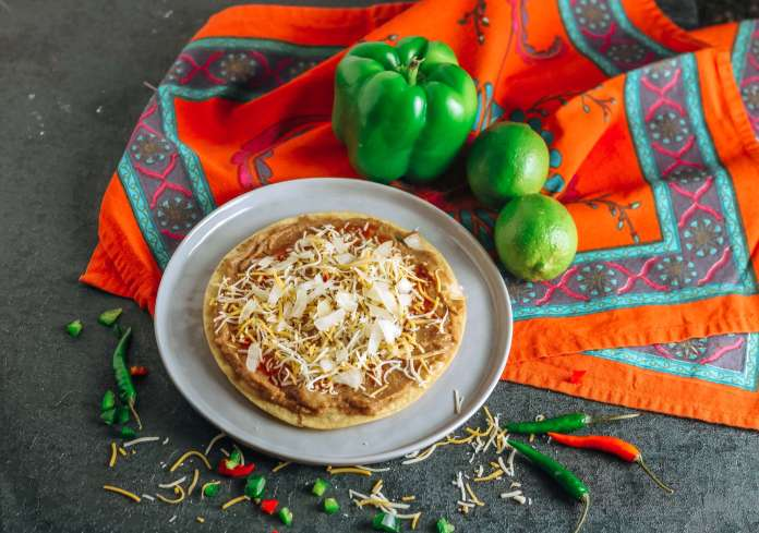 Celebrate Cinco de Mayo with Mexican Pizza