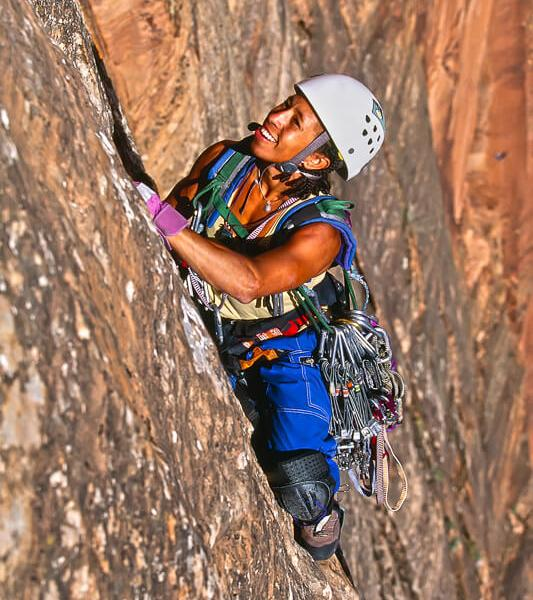 When You Stumble Upon Your Passion: How Chelsea Griffie found her calling to become a rock climber