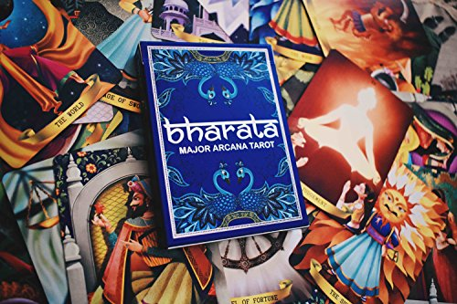 Bharata Tarot Major Arcana