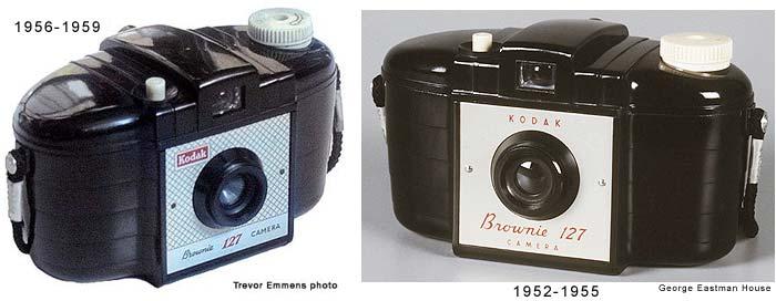 Kodak Brownie 127 Camera