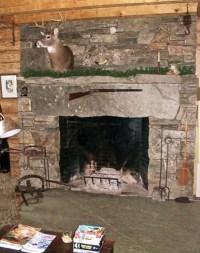 Large Stone Fireplace stone fireplaces - brown family masonry