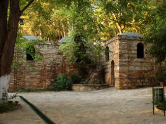 Original Shrine in Turkey