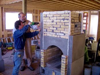 masonry core