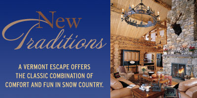 New Traditions | A Log Home Designed for Entertaining
