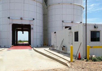 Frac Sand Terminal