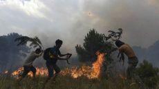 incendio fuego bomberos