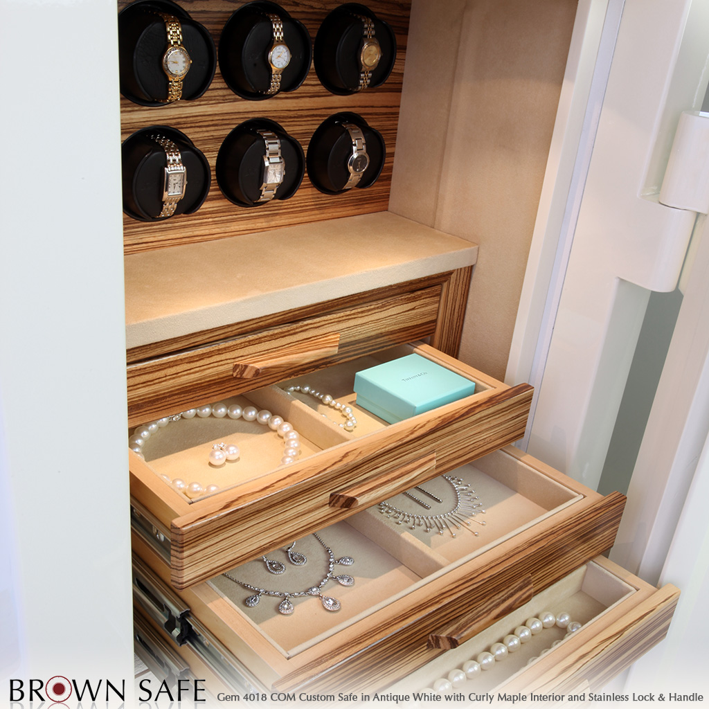 Jewelry Storage Buy A Gem Series Custom Safe From